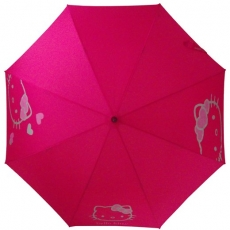 Parapluie Hello Kitty fuschia